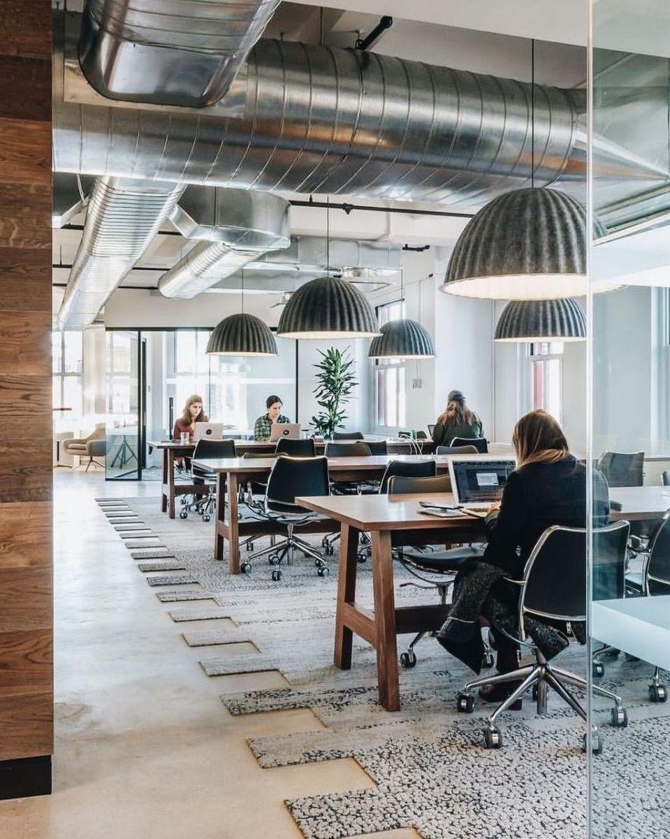 Stunning Contemporary Office Design Ideas 10