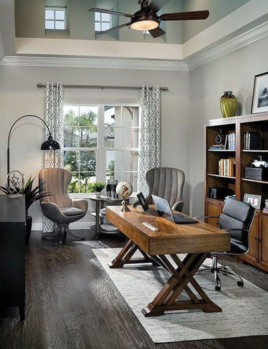 Stunning Contemporary Office Design Ideas 14