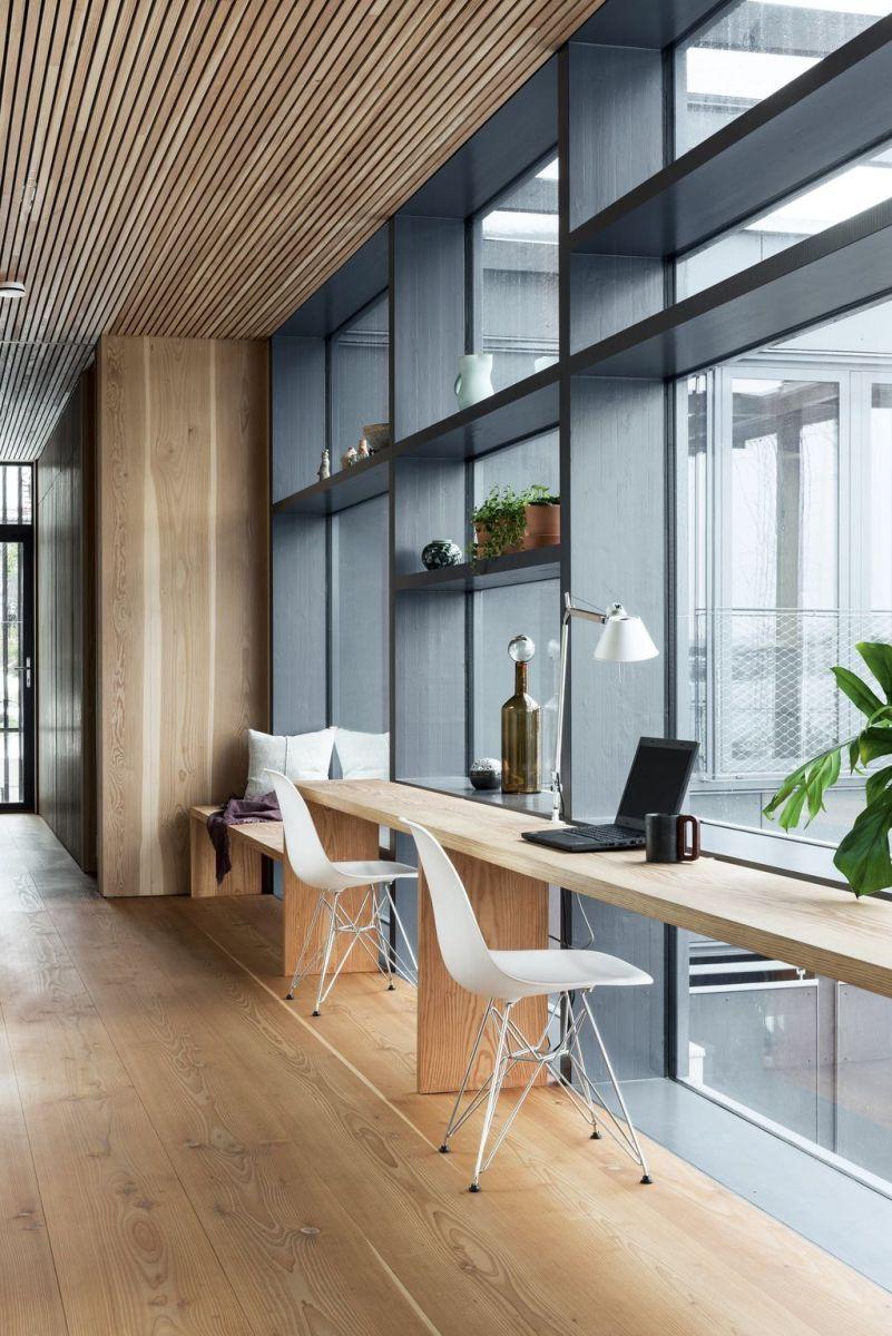 Stunning Contemporary Office Design Ideas 18