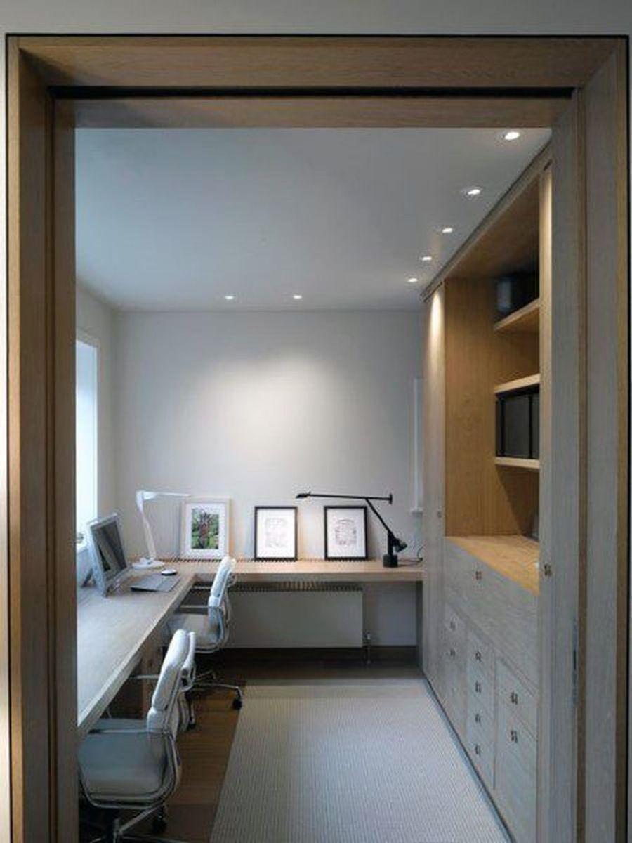 Stunning Contemporary Office Design Ideas 19