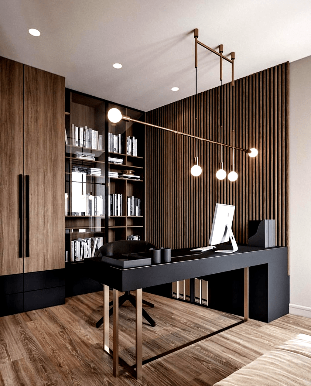 Stunning Contemporary Office Design Ideas 30