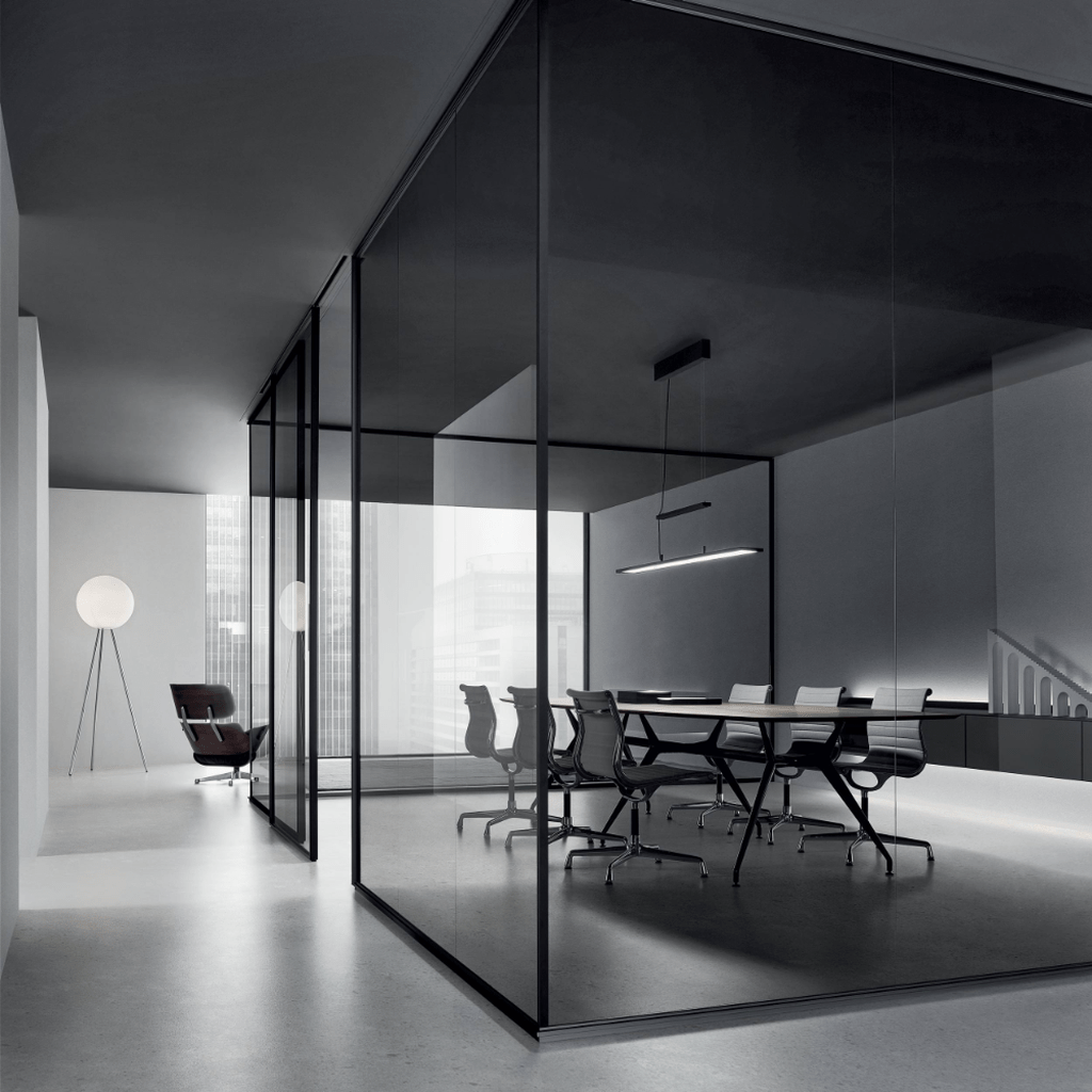 Stunning Contemporary Office Design Ideas 33
