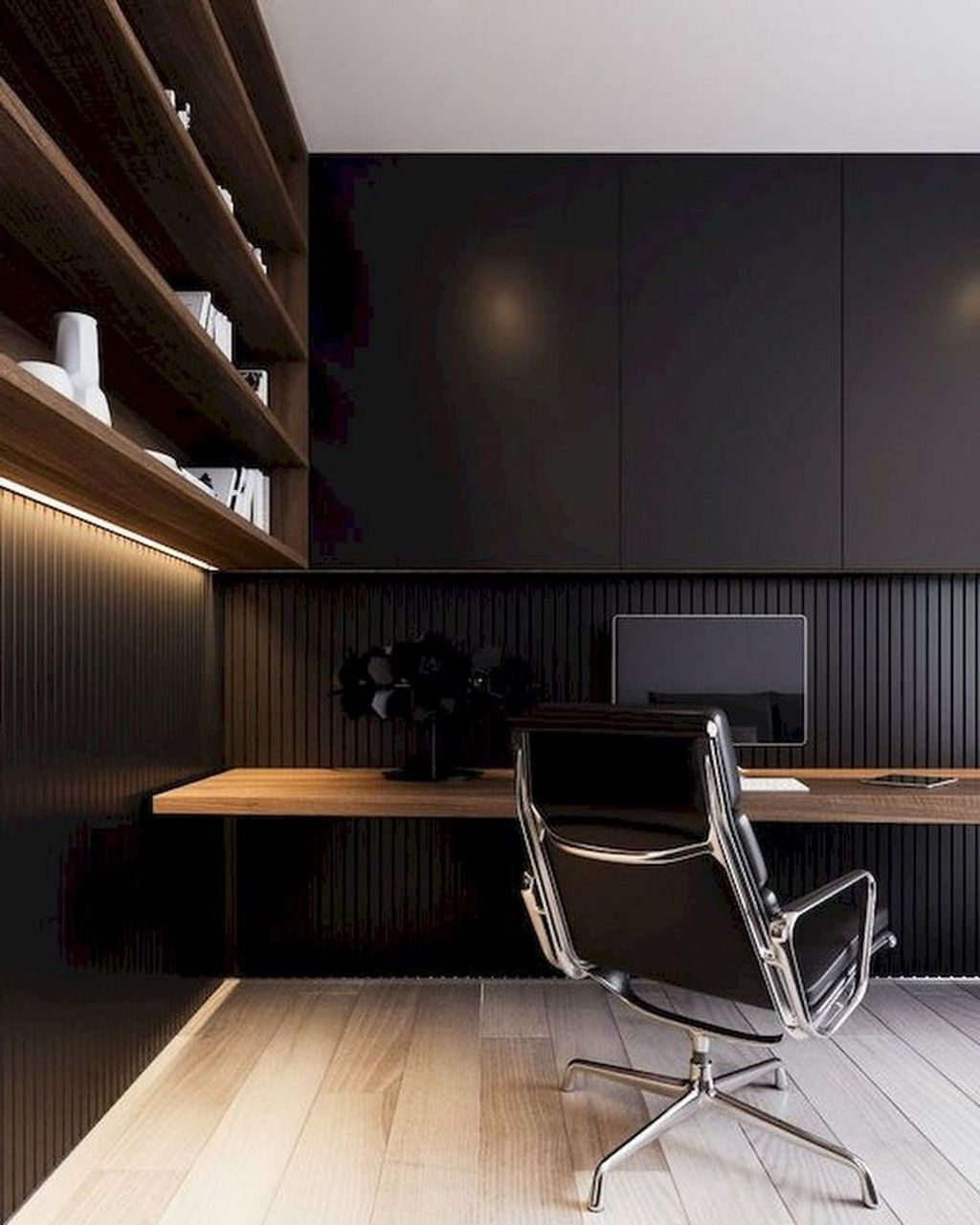 Stunning Contemporary Office Design Ideas 35