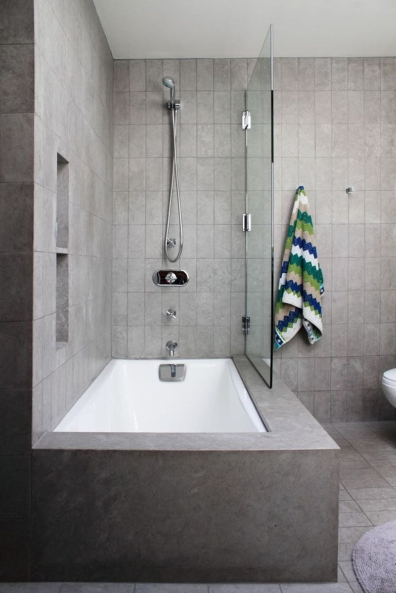 The Best Bathroom Shower Tub Ideas You Must Have 06
