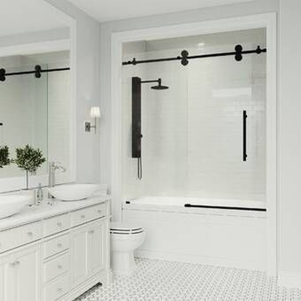 The Best Bathroom Shower Tub Ideas You Must Have 11