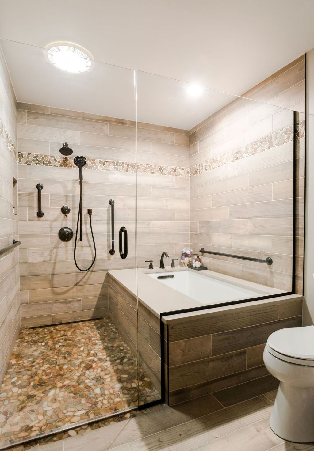 The Best Bathroom Shower Tub Ideas You Must Have 12