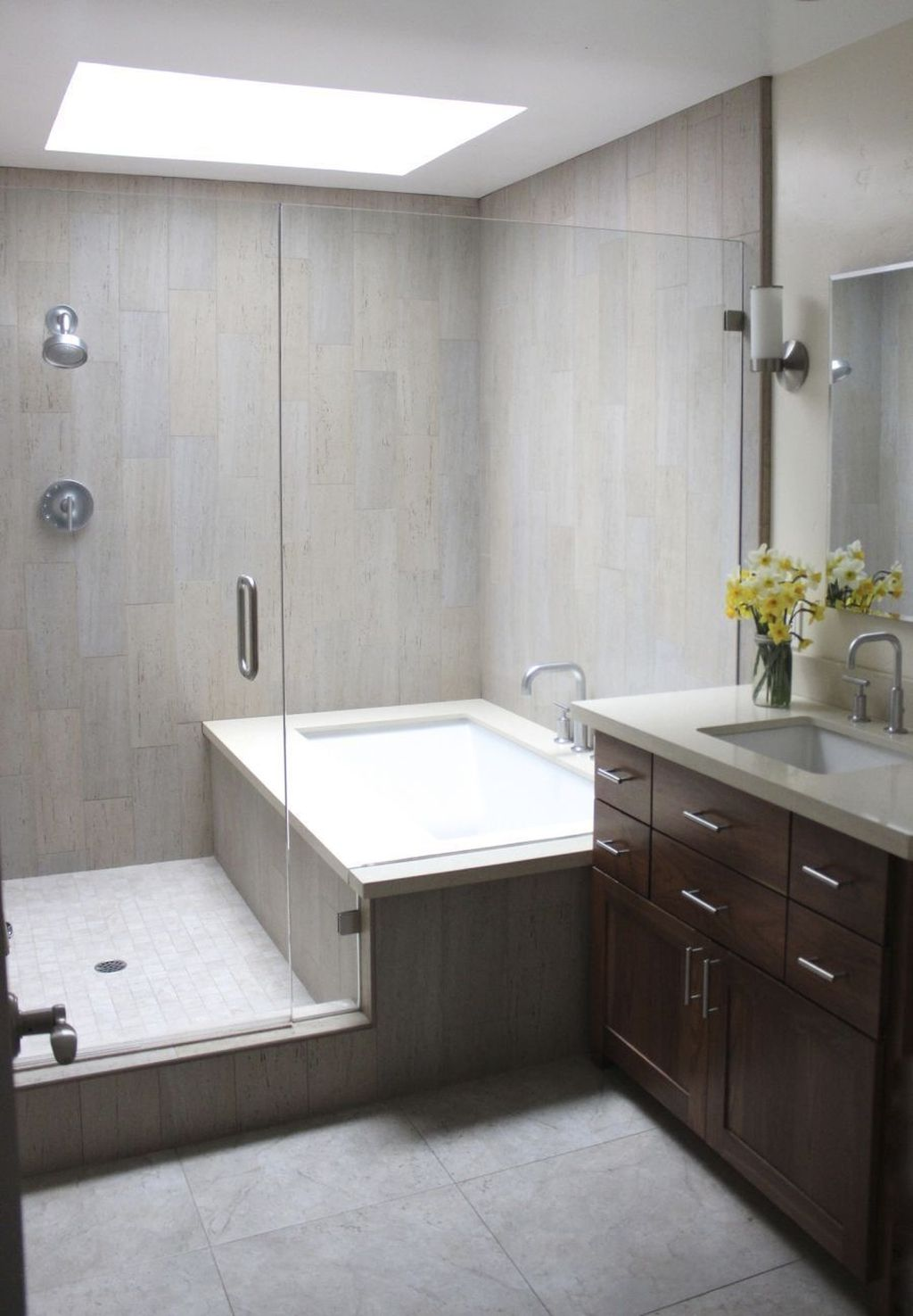 The Best Bathroom Shower Tub Ideas You Must Have 15