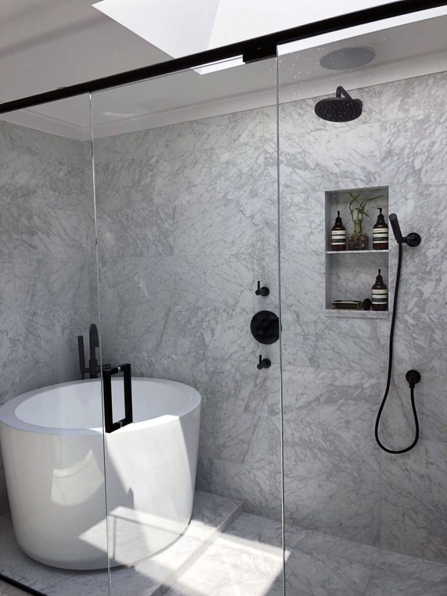 The Best Bathroom Shower Tub Ideas You Must Have 17