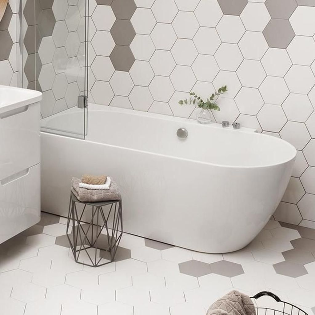 The Best Bathroom Shower Tub Ideas You Must Have 19
