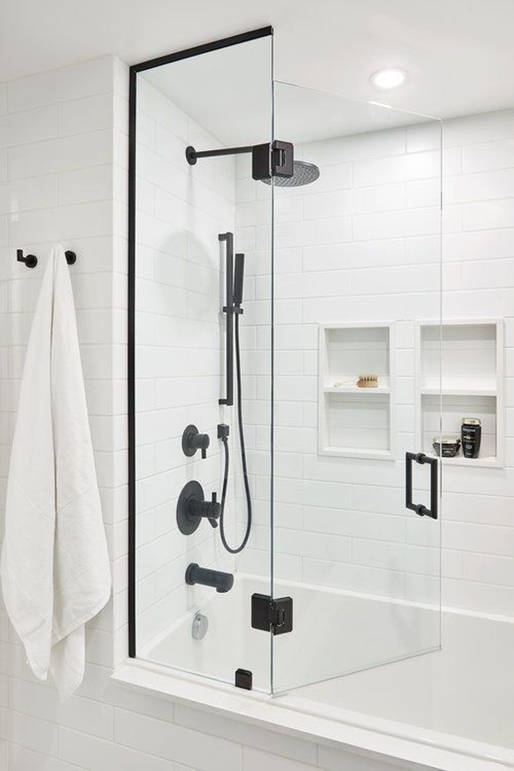The Best Bathroom Shower Tub Ideas You Must Have 25