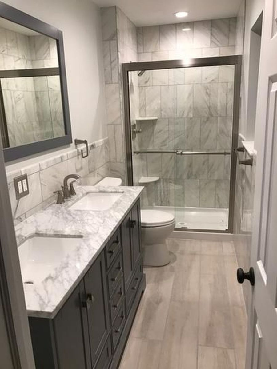 The Best Bathroom Shower Tub Ideas You Must Have 33