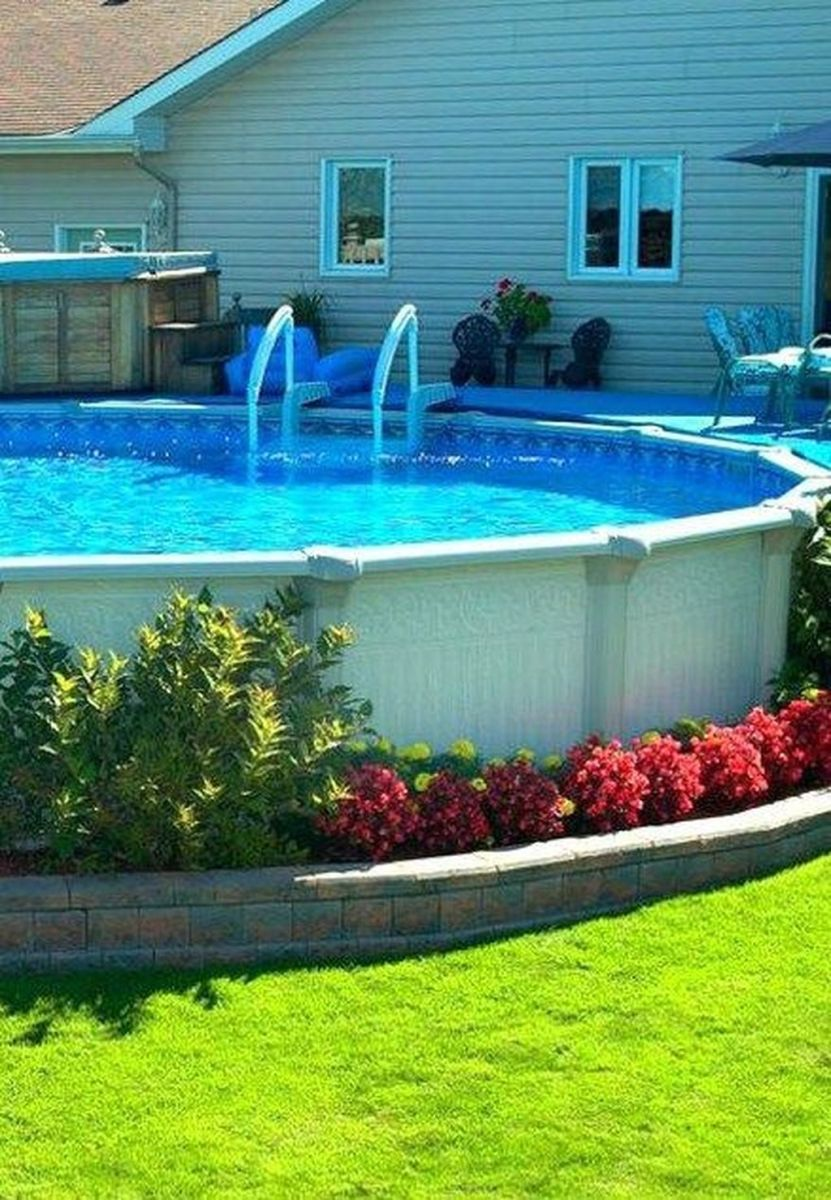 The Best Ground Pool Ideas You Never Seen Before 19