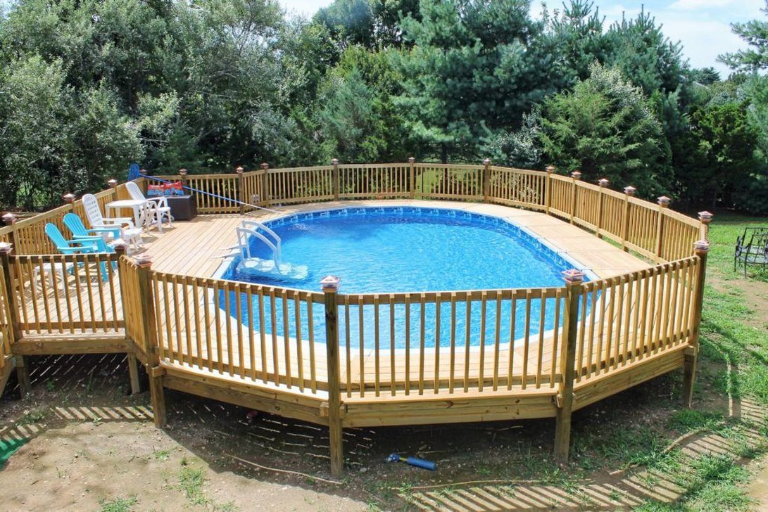 The Best Ground Pool Ideas You Never Seen Before 25