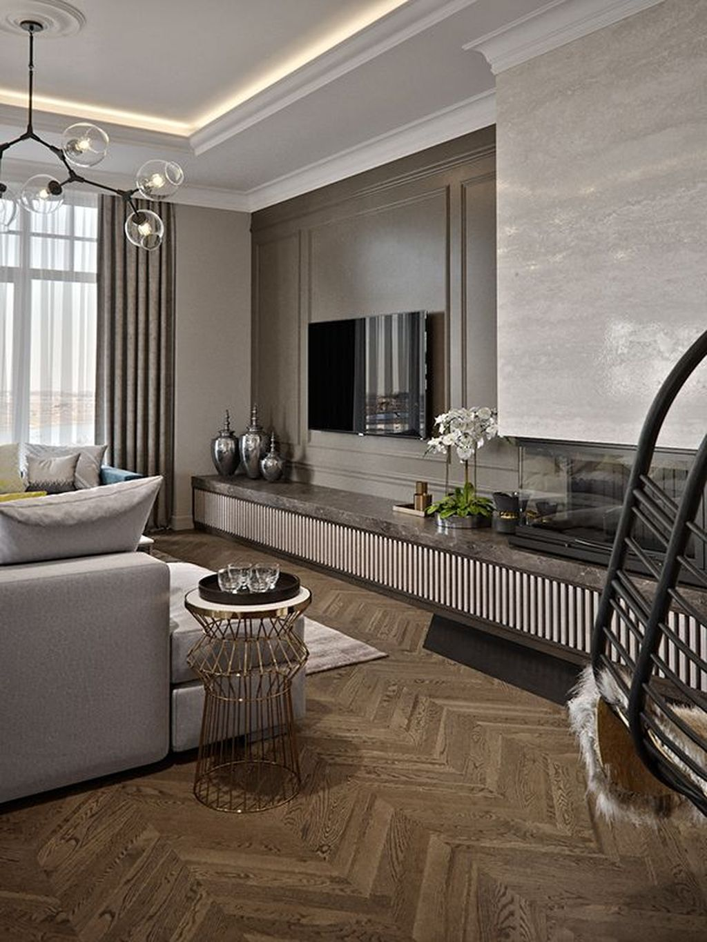 The Best Modern Apartment Design Ideas 01