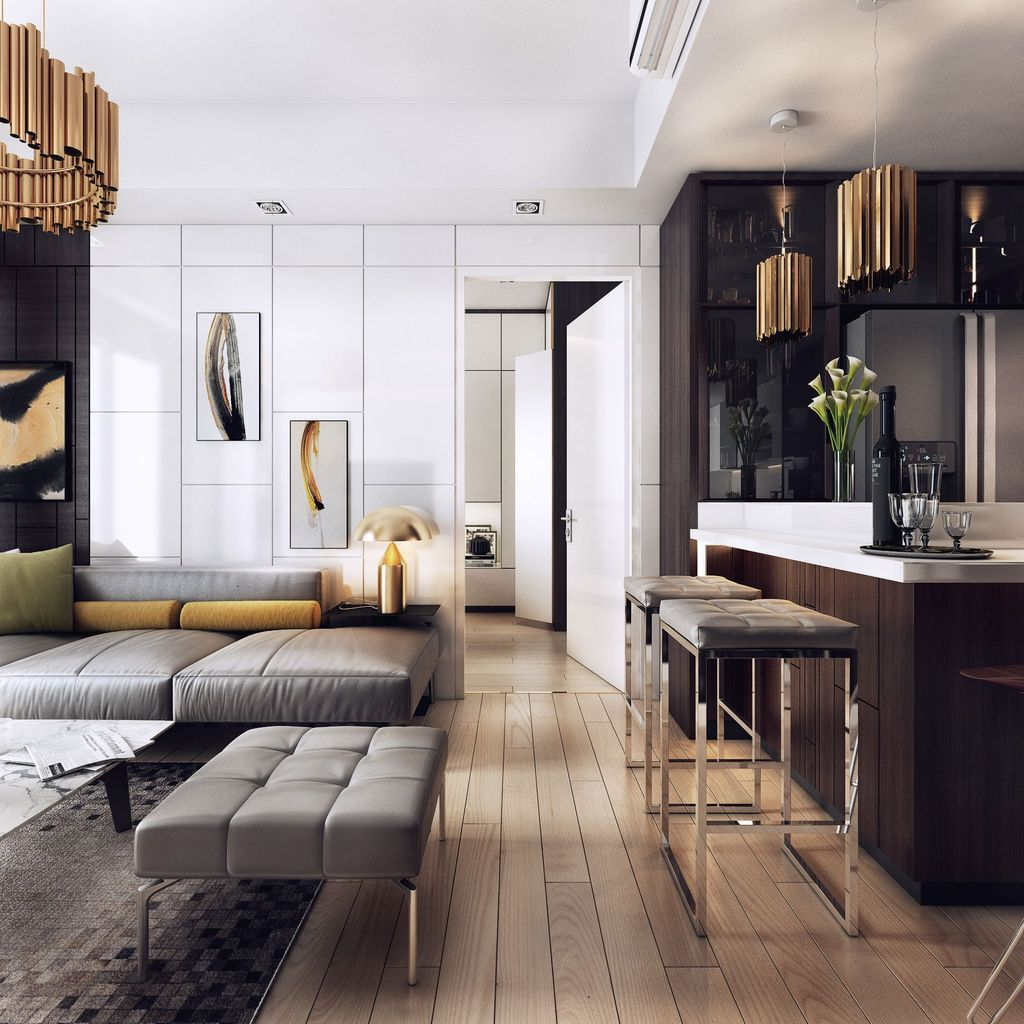 The Best Modern Apartment Design Ideas 02