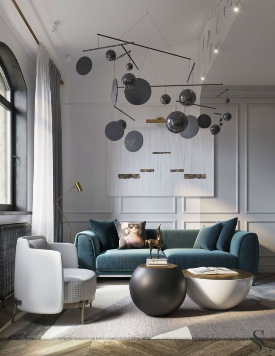 The Best Modern Apartment Design Ideas 09
