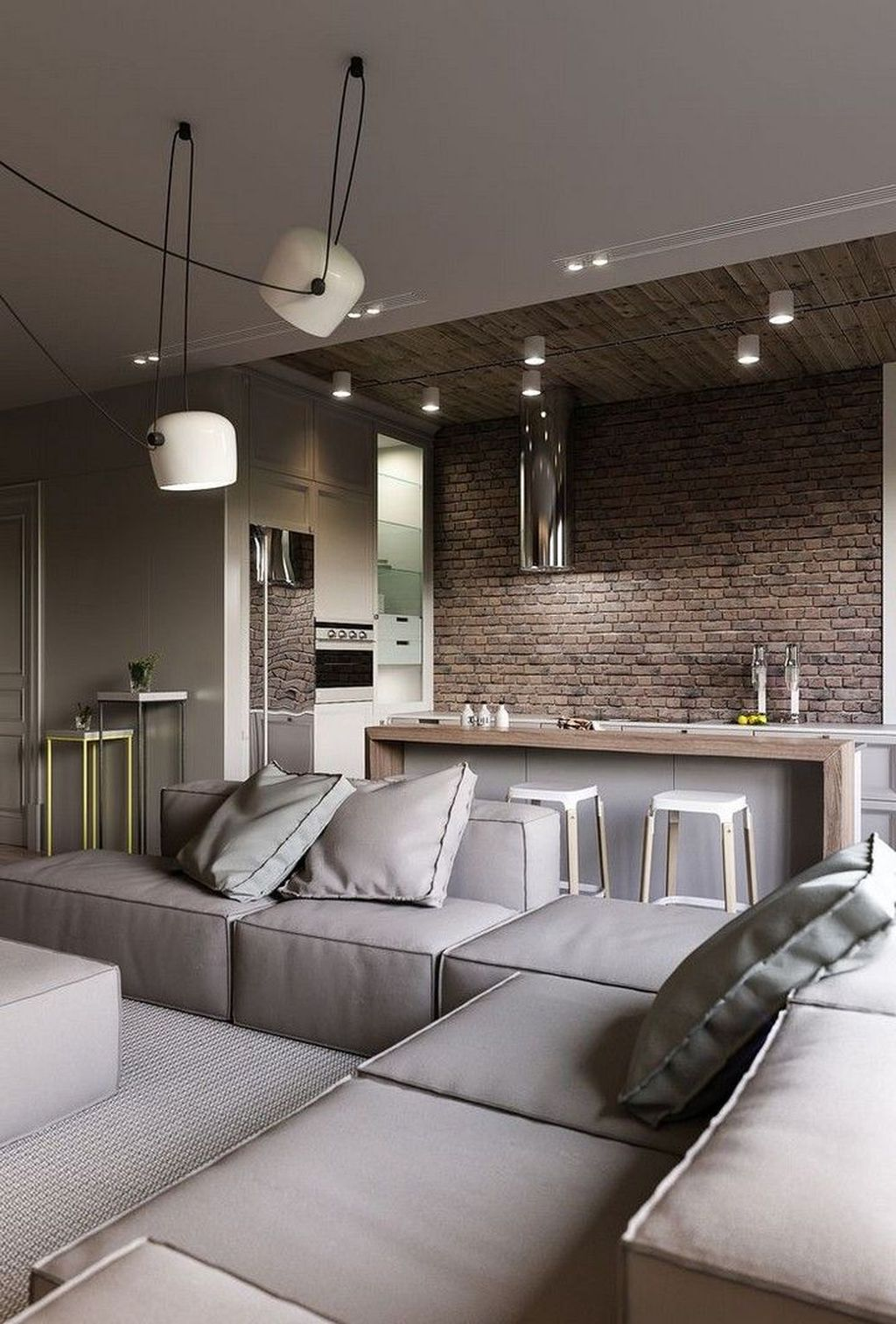 The Best Modern Apartment Design Ideas 21