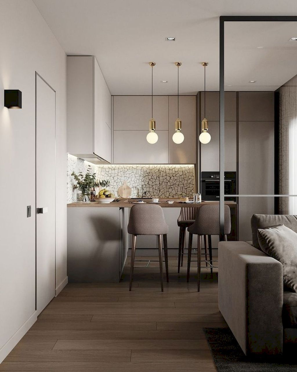 The Best Modern Apartment Design Ideas 22