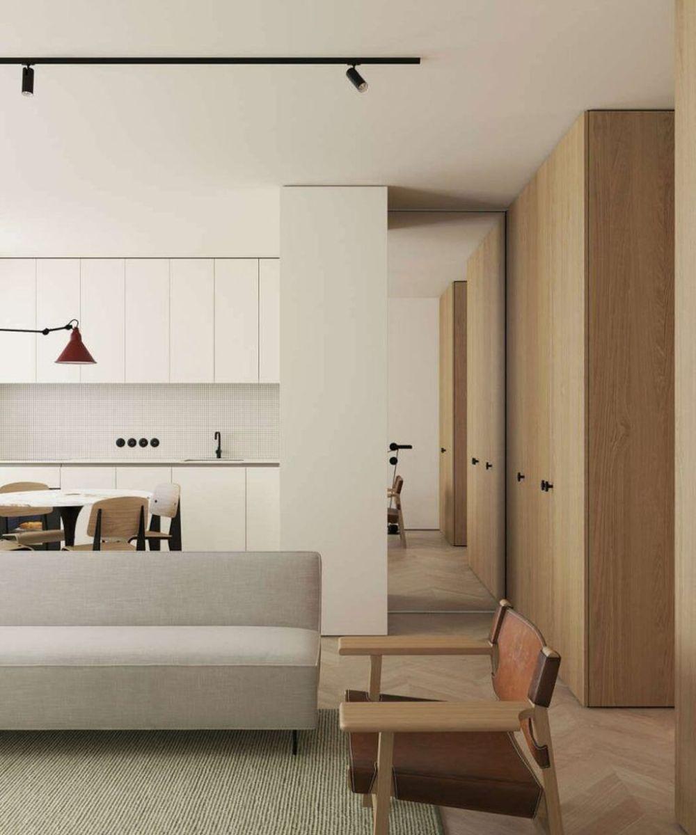 The Best Modern Apartment Design Ideas 36