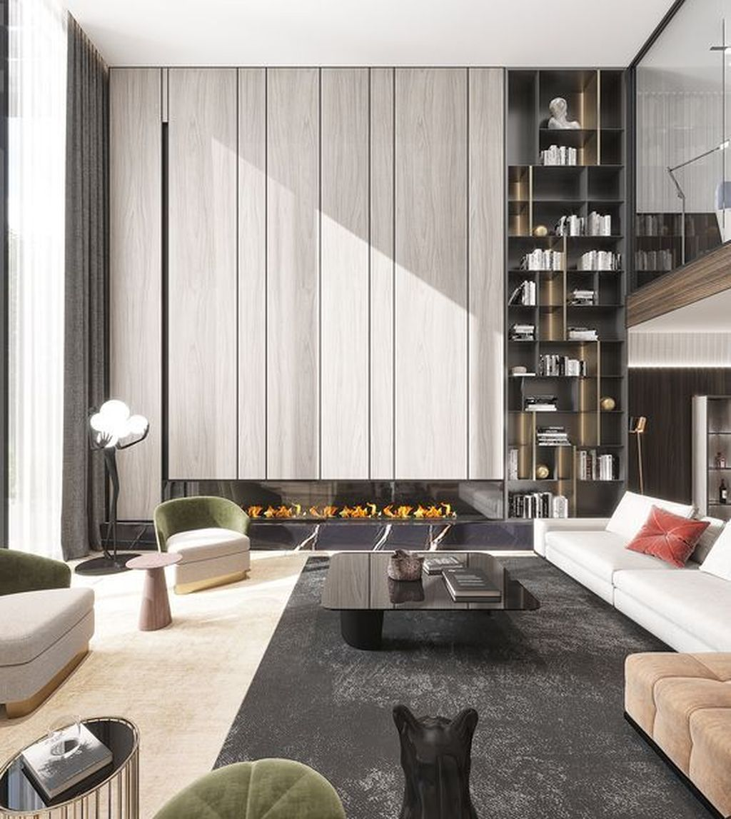 The Best Modern Apartment Design Ideas 37