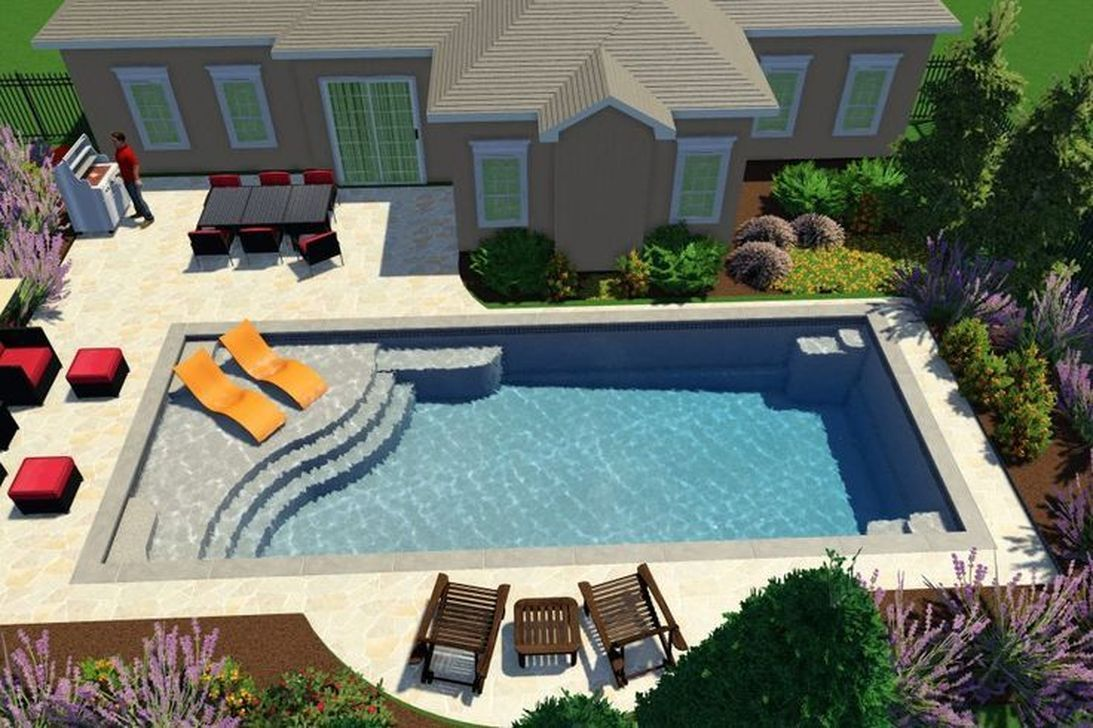 Admirable Small Swimming Pool Designs Ideas 13