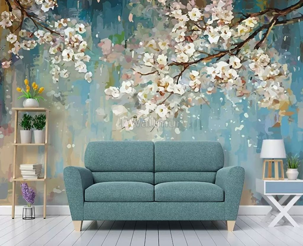 Amazing Floral Living Room Decor Ideas That You Will Love 25