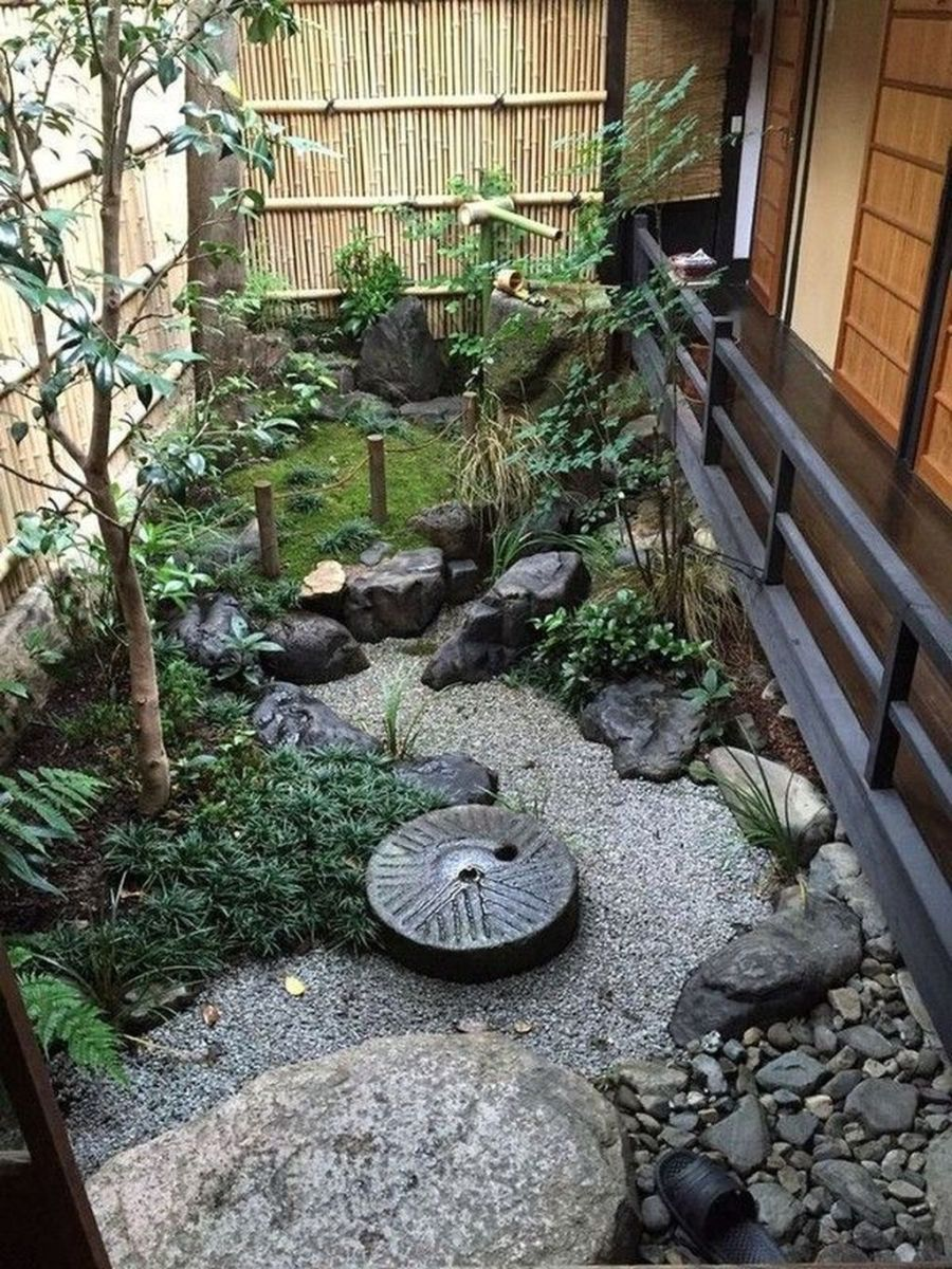 Awesome Japanese Garden Design Ideas That You Definitely Like 02