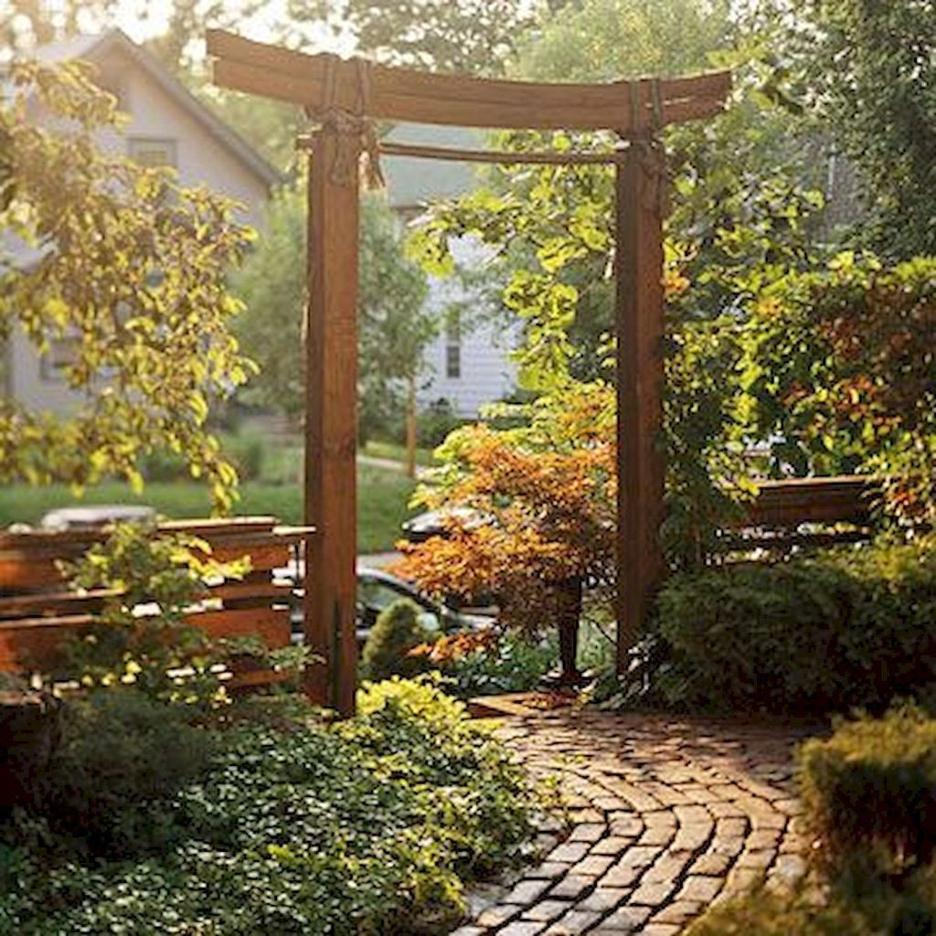 Awesome Japanese Garden Design Ideas That You Definitely Like 05