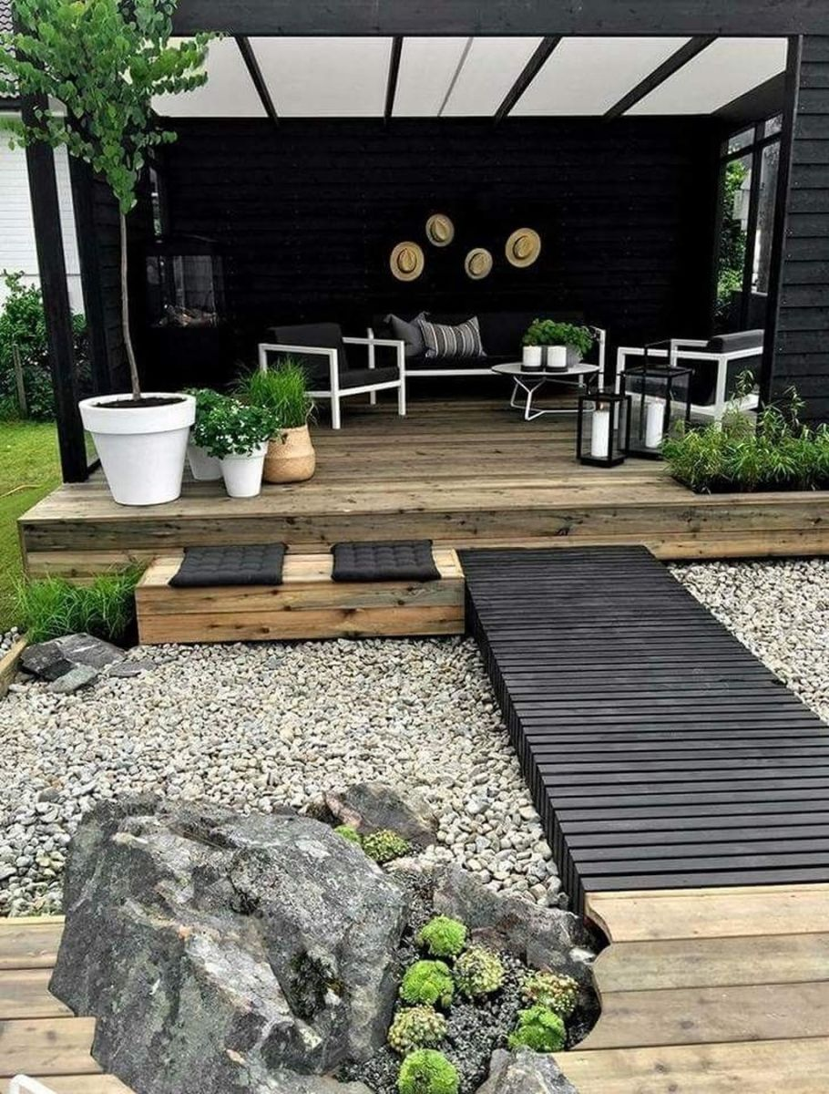 Awesome Japanese Garden Design Ideas That You Definitely Like 07