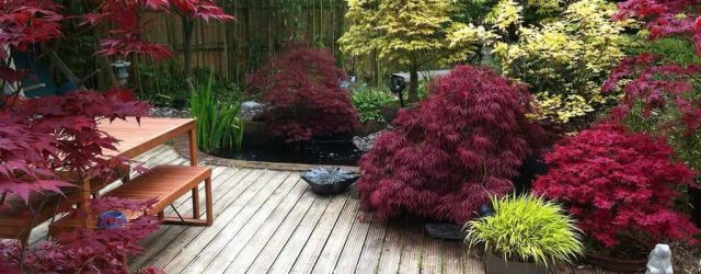 Awesome Japanese Garden Design Ideas That You Definitely Like 24