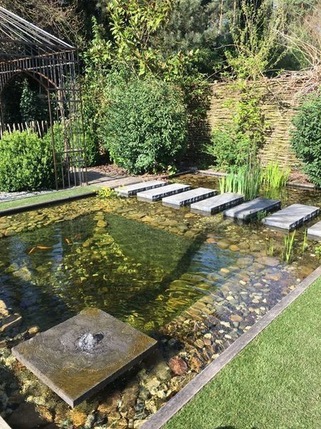 Awesome Japanese Garden Design Ideas That You Definitely Like 29