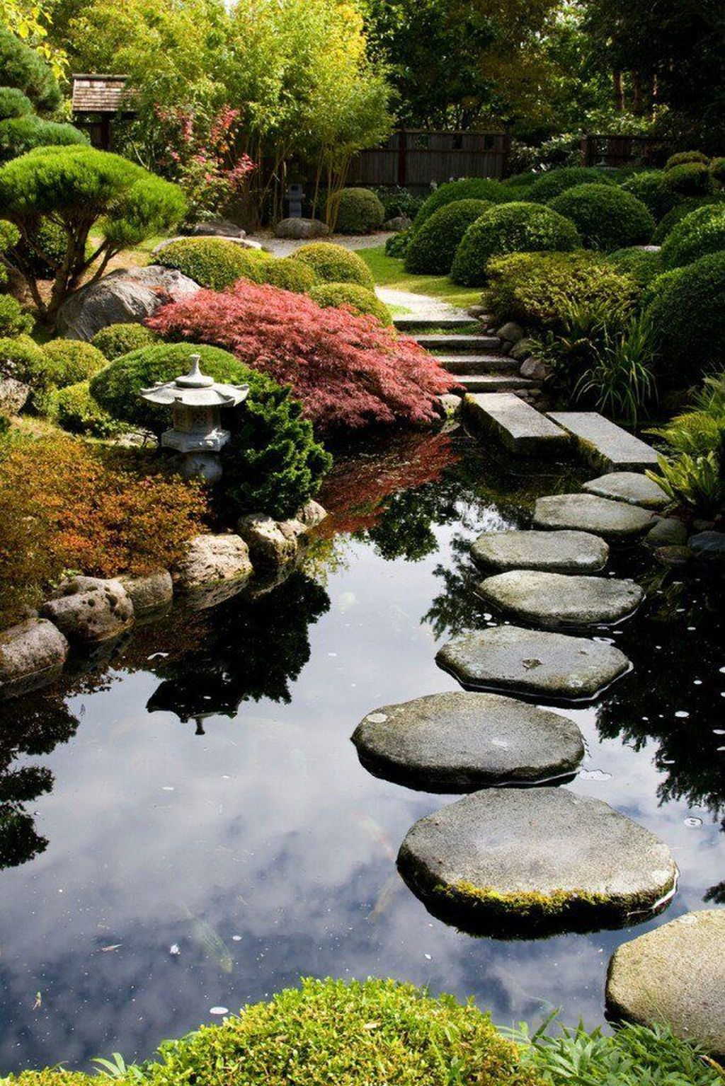 Awesome Japanese Garden Design Ideas That You Definitely Like 32