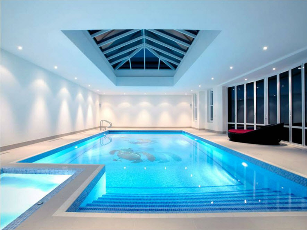 Beautiful Modern Indoor Pool Design Ideas You Must Have 01 1