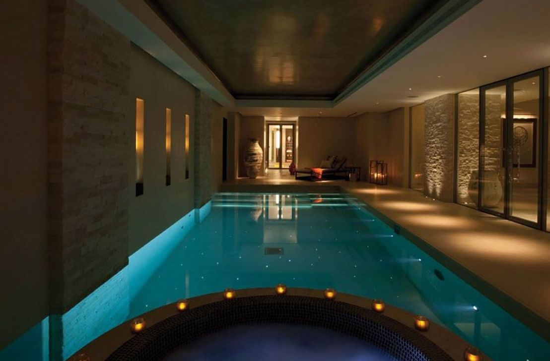 Beautiful Modern Indoor Pool Design Ideas You Must Have 24 1
