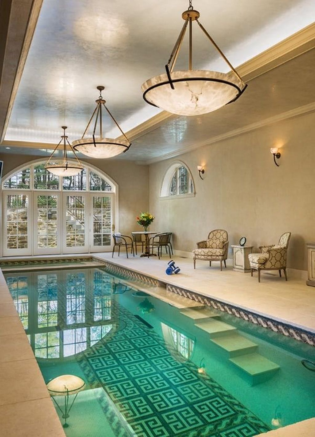 Beautiful Modern Indoor Pool Design Ideas You Must Have 34 1