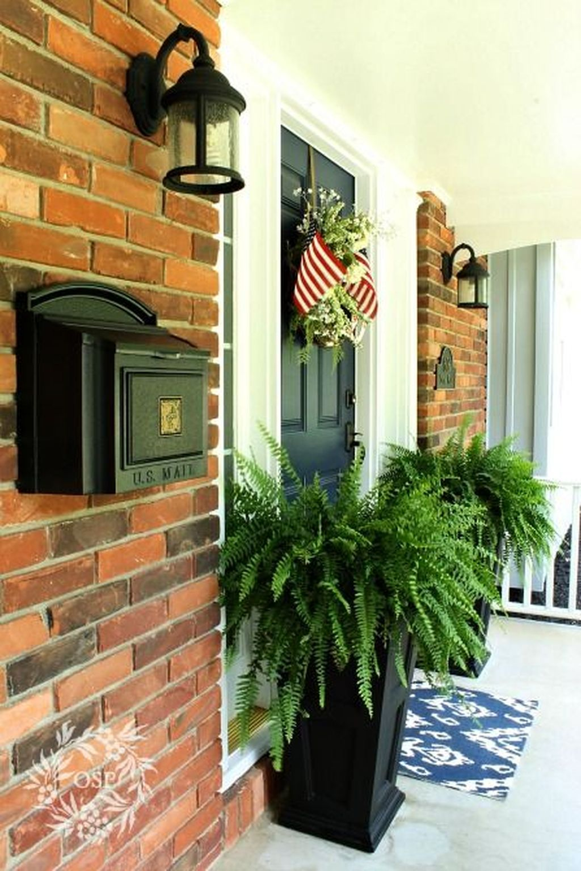 Beautiful Summer Planters Ideas For Front Door Decor 09 1