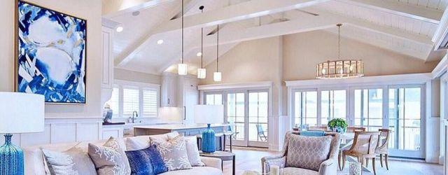 Brilliant Coastal Living Rooms Decor Ideas 36