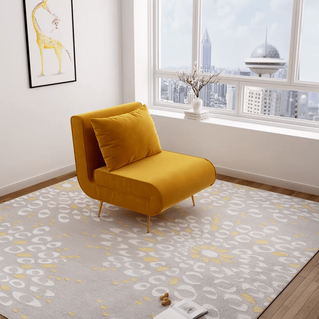Charming Yellow Interior Design Ideas Best For Summer 03
