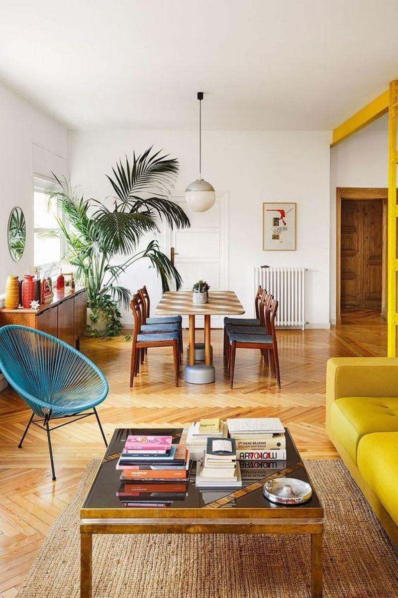 Charming Yellow Interior Design Ideas Best For Summer 19
