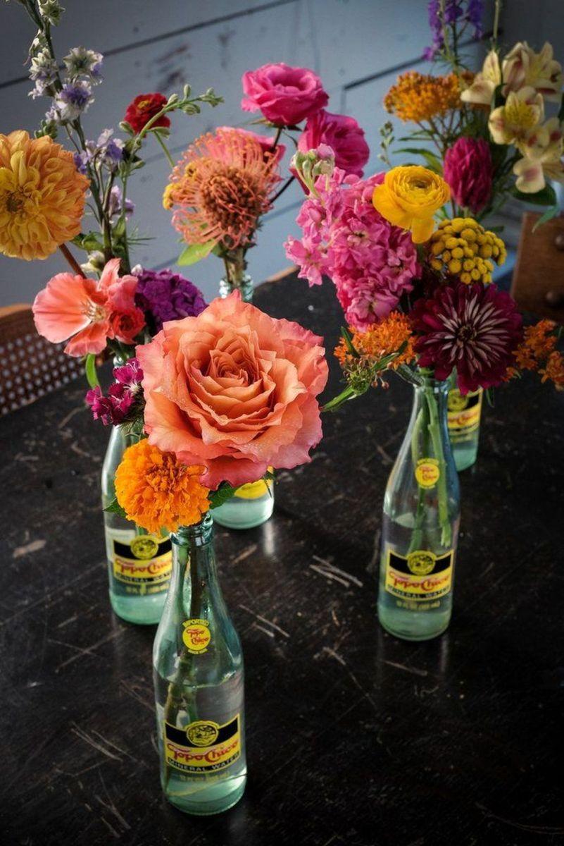 Fabulous Floral Theme Party Decor Ideas Best For Summertime 06