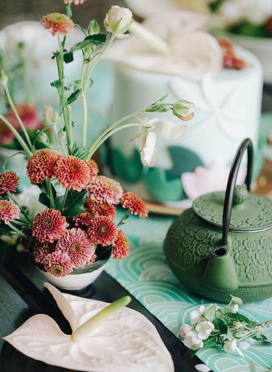 Fabulous Floral Theme Party Decor Ideas Best For Summertime 07