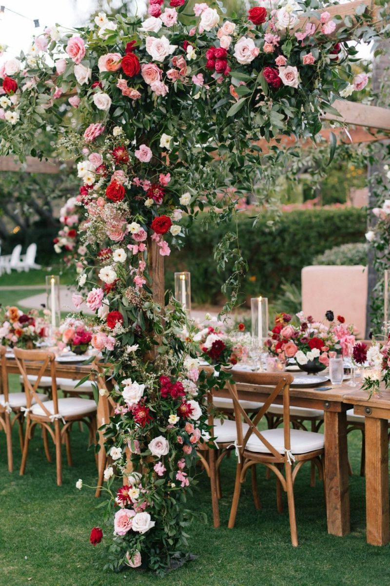 Fabulous Floral Theme Party Decor Ideas Best For Summertime 13