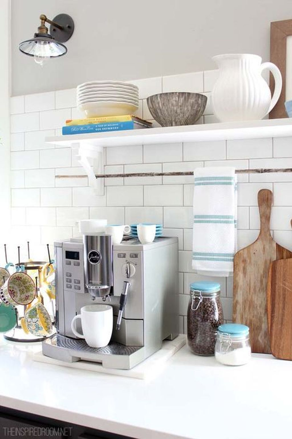 Fabulous Summer Kitchen Backsplash Ideas 03