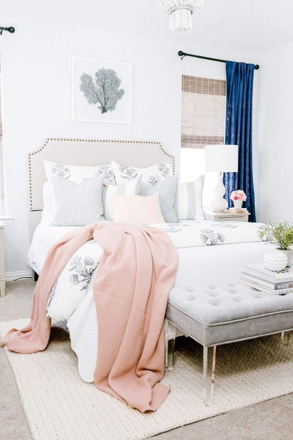 Fascinating Summer Bedroom Decor Ideas 18