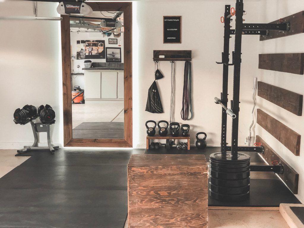Gorgeous Home Gym Design Ideas Keep You Healthy 05