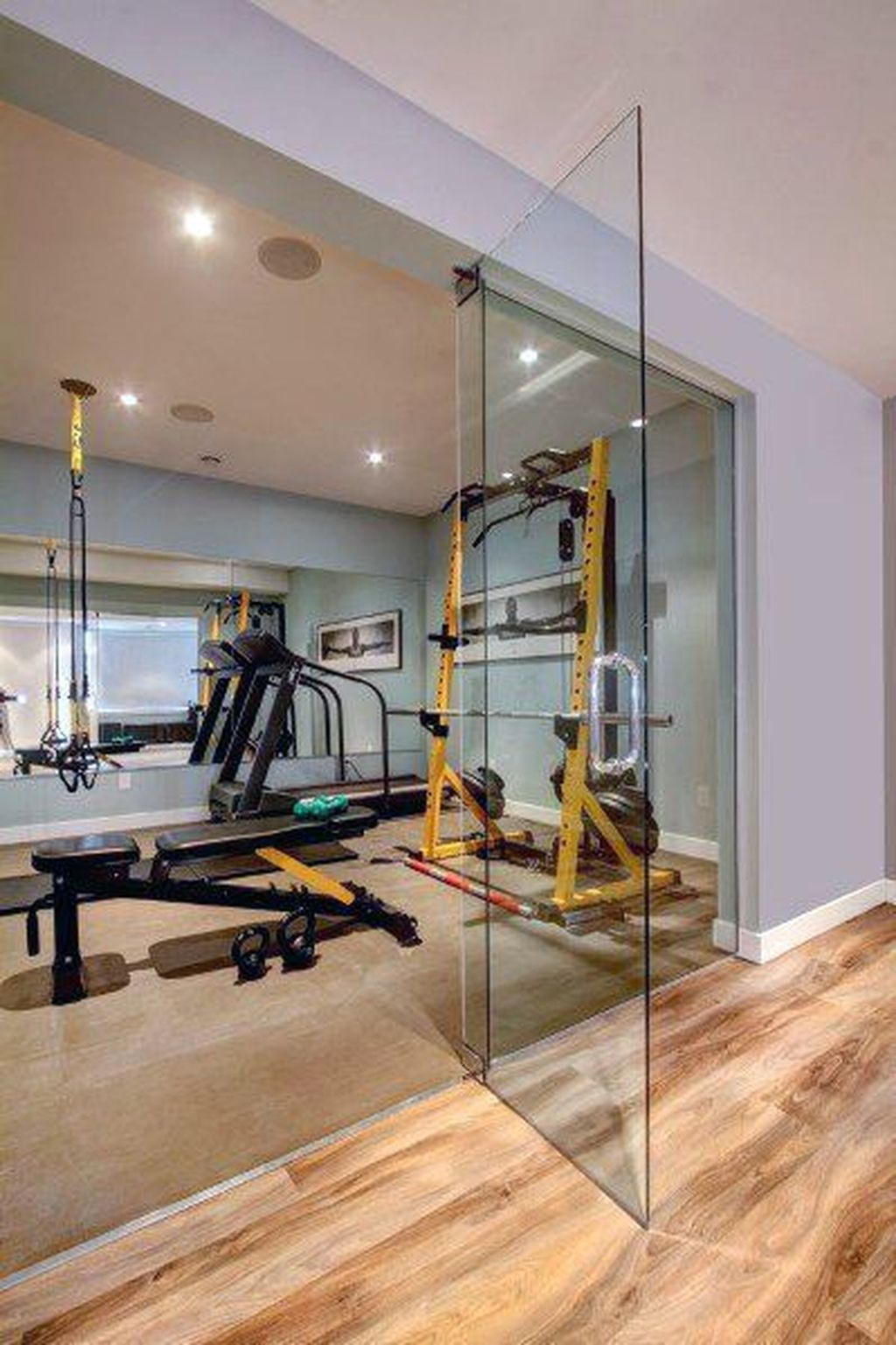 Gorgeous Home Gym Design Ideas Keep You Healthy 10