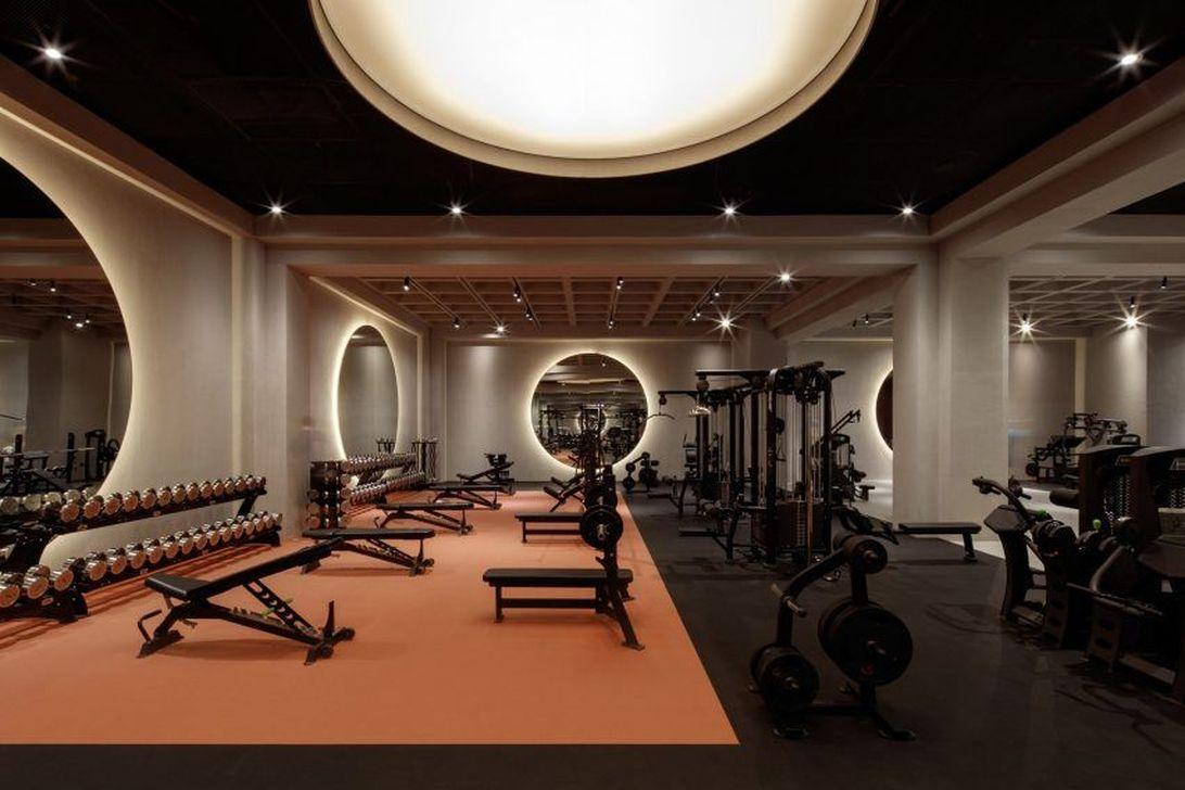 Gorgeous Home Gym Design Ideas Keep You Healthy 14