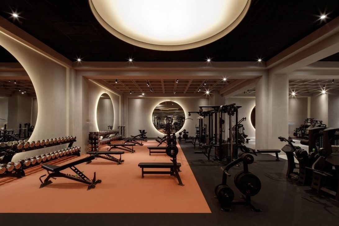 Gorgeous Home Gym Design Ideas Keep You Healthy 14