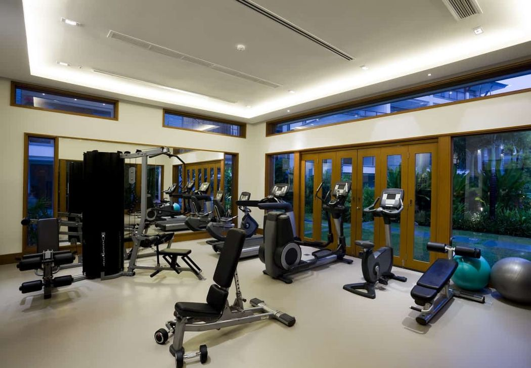 Gorgeous Home Gym Design Ideas Keep You Healthy 26