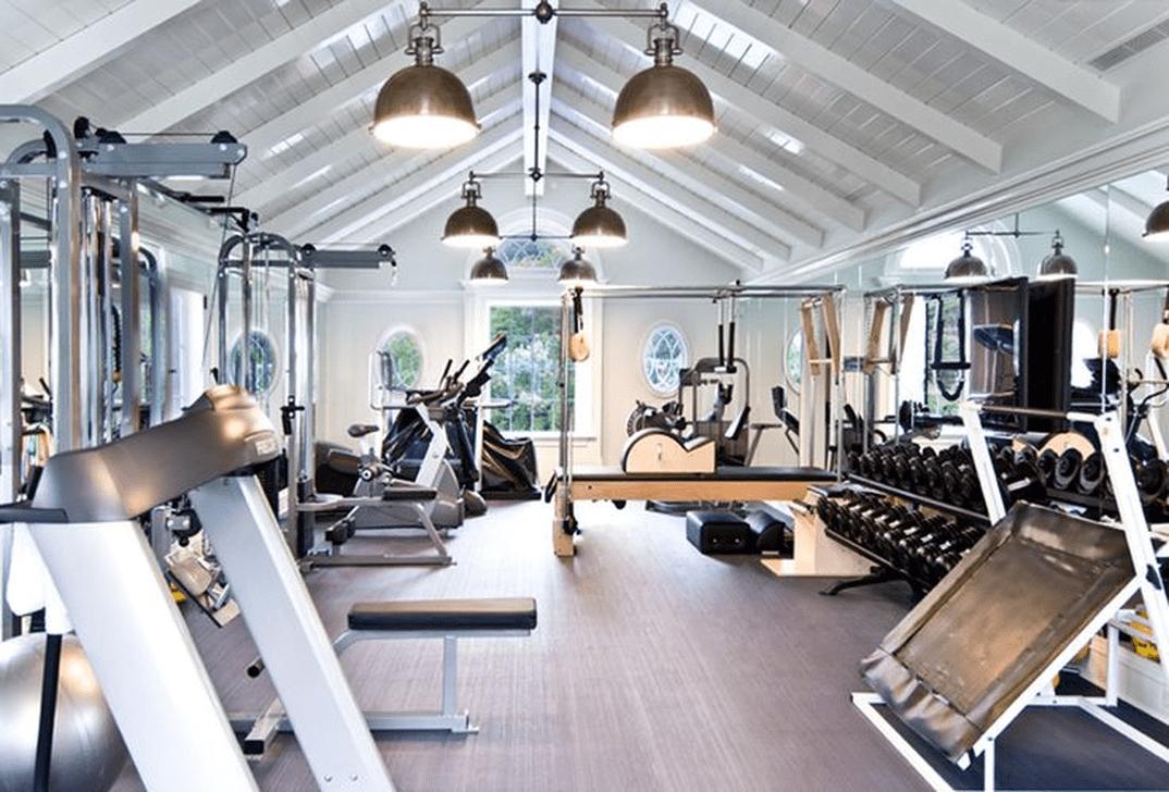 Gorgeous Home Gym Design Ideas Keep You Healthy 33